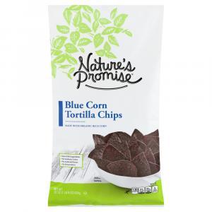 Nature's Promise Blue Corn Tortilla Chips