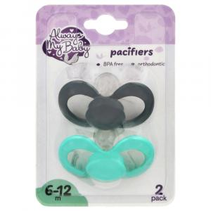 Always My Baby Pacifiers