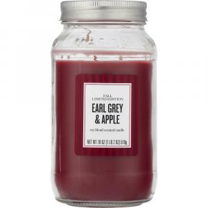 Limited Time Originals Earl Grey & Apple Candle