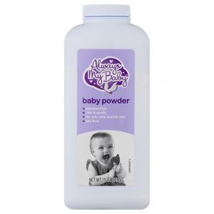 Always My Baby Cornstarch Baby Powder