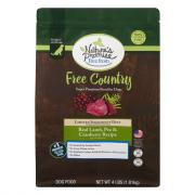 Nature's Promise Free Country Dog Food Lamb, Pea & Cranberry