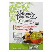 Nature's Promise Organic Spicy Guacamole Seasoning Mix