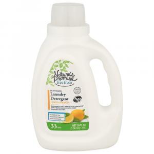 Nature's Promise Liquid Laundry Detergent Lemon Verbena