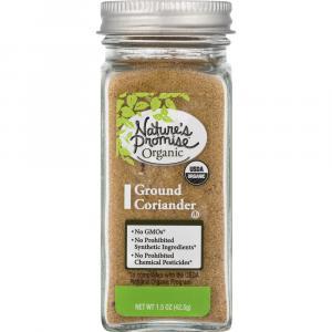 Nature's Promise Organic Ground Coriander