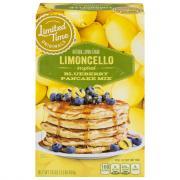 Limited Time Originals Limoncello Blueberry Pancake Mix