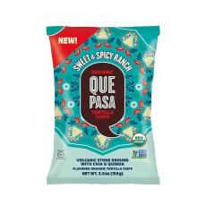 Que Pasa Organic Sweet & Spicy Ranch Tortilla Chips