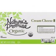 Nature's Promise Organic Cream Cheese