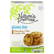 Nature's Promise Gluten Free Chocolate Chip Cookie Mix