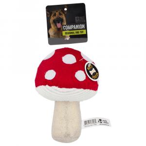 Companion Toadstool Dog Toy