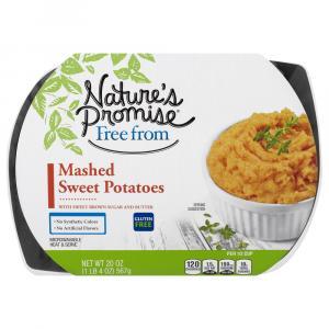 Nature's Promise Mashed Sweet Potatoes