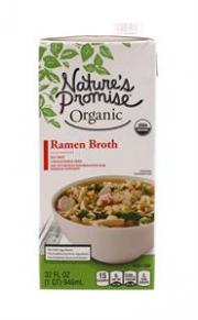 Nature's Promise Organic Ramen Broth
