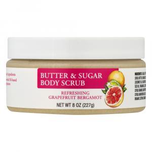Nature's Promise Grapefruit Bergamot Body Scrub