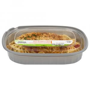 NPR Pasta Bolognese with Plant Based Crumbles