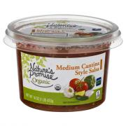 Nature's Promise Organic Medium Cantina Salsa