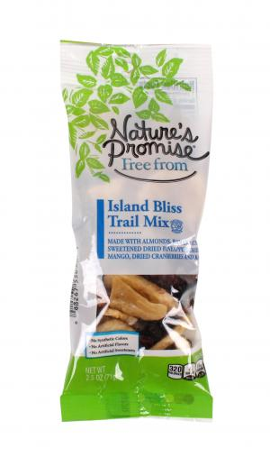 Nature's Promise Island Bliss Trail Mix