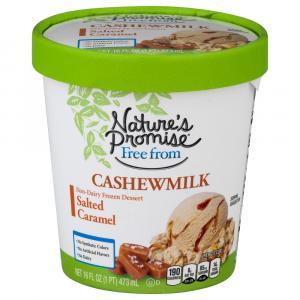 Nature's Promise Cashewmilk Salted Caramel