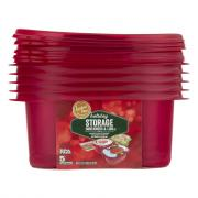 Limited Time Originals 8 Cups Holiday Storage Containers