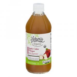 Nature's Promise Organic Raw Unfiltered Apple Cider Vinegar