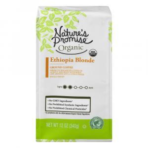 Nature's Promise Organic Ethiopia Blonde Ground Coffee