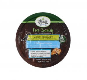 Nature's Promise Free Country Chicken Dinner Dog Food