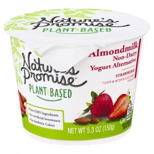 Nature's Promise Almondmilk Non-Dairy Yogurt Alternative