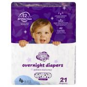 Always My Baby Overnight Diapers Size 4