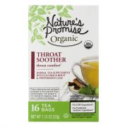 Nature's Promise Organic Throat Comfort Throat Soother
