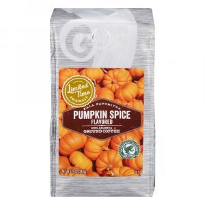 Limited Time Originals Pumpkin Spice Ground Coffee