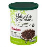 Nature's Promise Organic Raisins