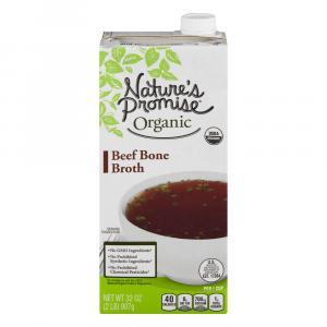 Nature's Promise Organic Beef Bone Broth
