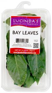 Lucinda's Bay Leaves