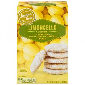 Limited Time Originals Limoncello Cookie Mix