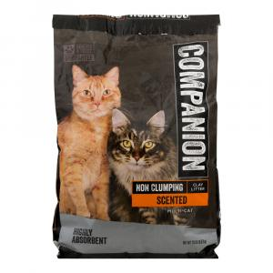 Companion Pet Scented Cat Litter