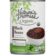 Nature's Promise Organic Black Beans