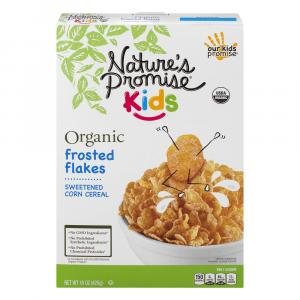 Nature's Promise Kids Organic Frosted Flakes