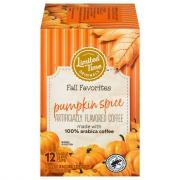 Limited Time Originals Pumpkin Spice Arabica Single Serve