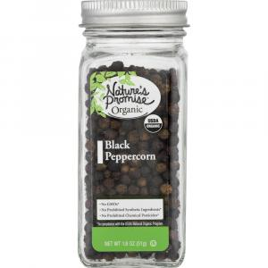Nature's Promise Organic Black Peppercorn