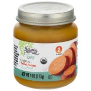 Nature's Promise Organic Sweet Potato Baby Food