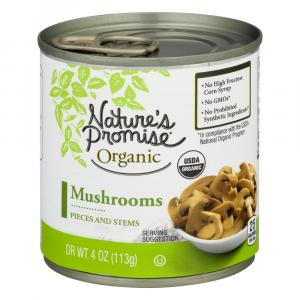 Nature's Promise Organic Mushrooms