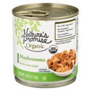 Nature's Promise Organic Mushrooms