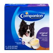 Companion Frozen Dog Treats Original
