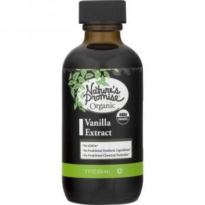 Nature's Promise Organic Vanilla Extract