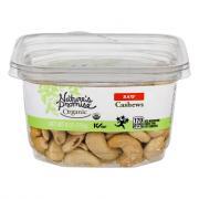 Nature's Promise Organic Raw Cashews