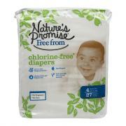 Nature's Promise Diaper Size 4 Jumbo