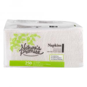 Nature's Promise Napkins