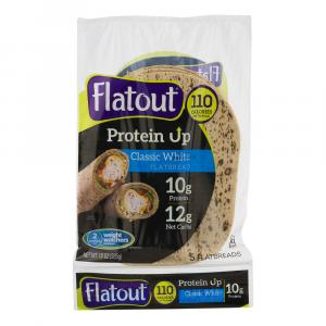 Flatout Protein Up Core 12 Wraps