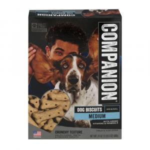 Companion Medium Dog Biscuits