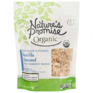 Nature's Promise Organic Vanilla Almond Probiotic Blend