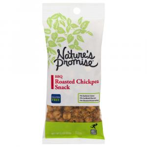 Nature's Promise BBQ Roasted Chickpea Snack