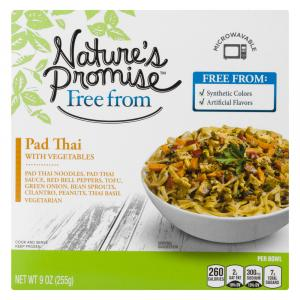 Nature's Promise Pad Thai with Vegetables